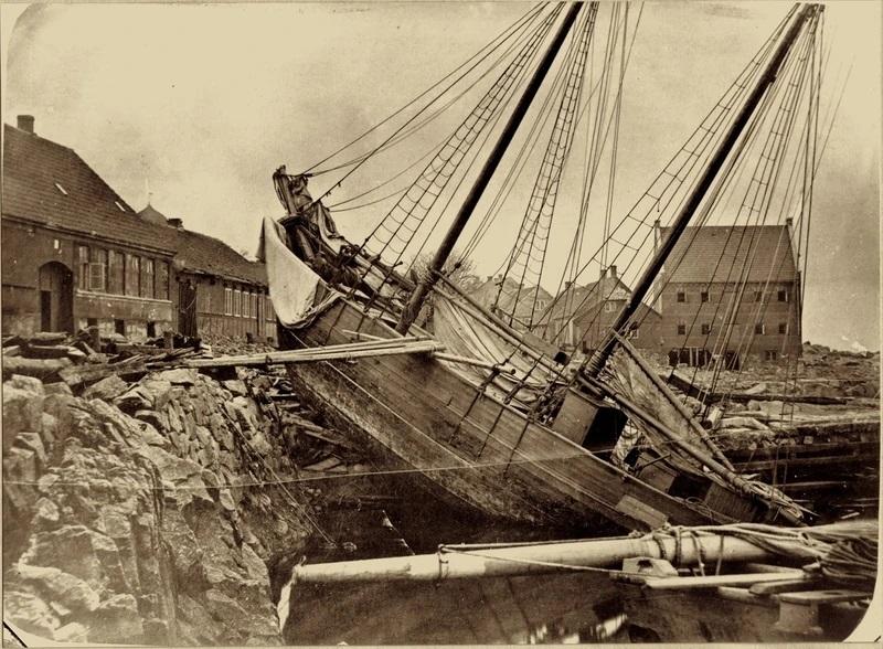 Denna bild har ett alt-attribut som är tomt. Dess filnamn är 1872stormflod.jpg
